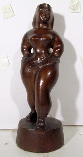 Chaim GROSS - Sculpture-Volume - Ballerina