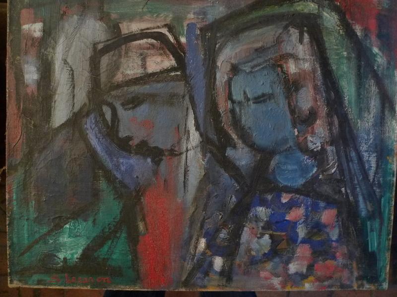 Solanges LECARON - Peinture