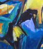 Irène DARGET-BASTIEN - Painting - HIPPIA