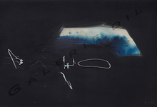 Georges MATHIEU - Peinture - Labrador