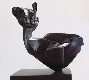 PERECOLL - Sculpture-Volume - Angel