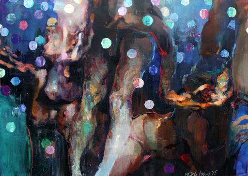 Maxim ORLITSKIY - Painting - Manna (part # 1)