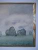 Michel CIRY - Zeichnung Aquarell - DESSIN AQUARELLE SUR PAPIER 1994 SIGNÉ HANDSIGNED DRAWING