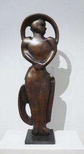 Margarete MOLL - Sculpture-Volume - Aurora
