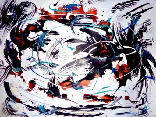 Didier ANGELS - Peinture - The ring