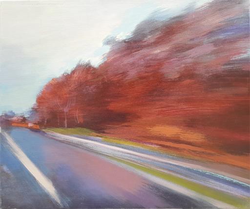 Ewa MAZUR-DEVAUX - Peinture - Landscape 10