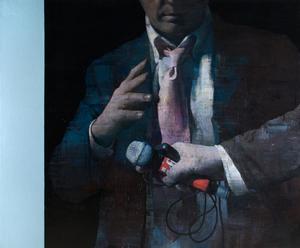 François BARD - Painting - Sans Titre