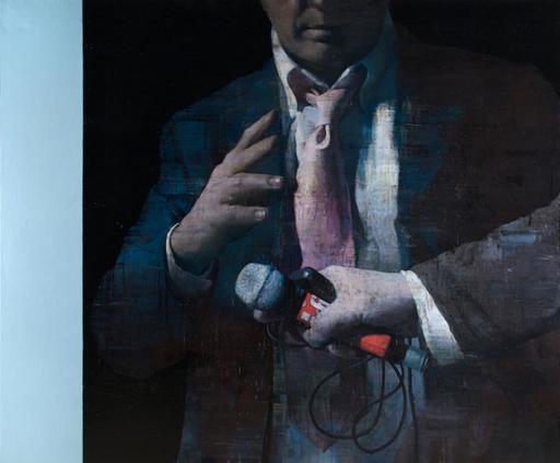 François BARD - 绘画 - Sans Titre
