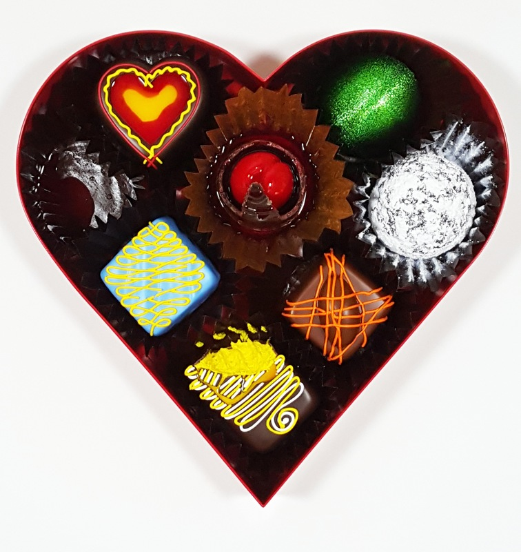 Peter ANTON - Escultura - Sweetheart Sampler