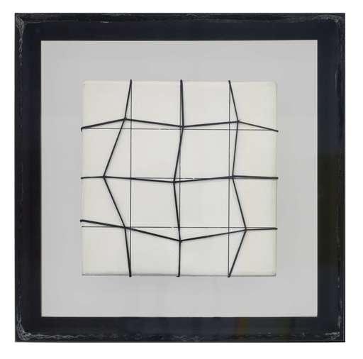Gianni COLOMBO - Peinture - Senza titolo