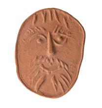 Pablo PICASSO - Keramiken - Face Pendant