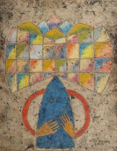 Victor BRAUNER - Peinture - Incandescence