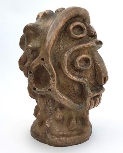 Guillaume GARRIÉ - Sculpture-Volume - MASQUE SPECTRE
