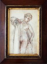 Henri GERVEX - Painting - A sa Toilette/ Beim Ankleiden