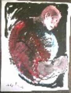 Bernard MOREL - Drawing-Watercolor - PEINTRE