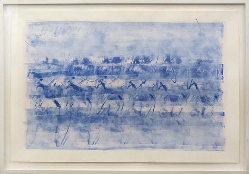 Lynne FERNIE - Painting - Crescendo / Diminuendo