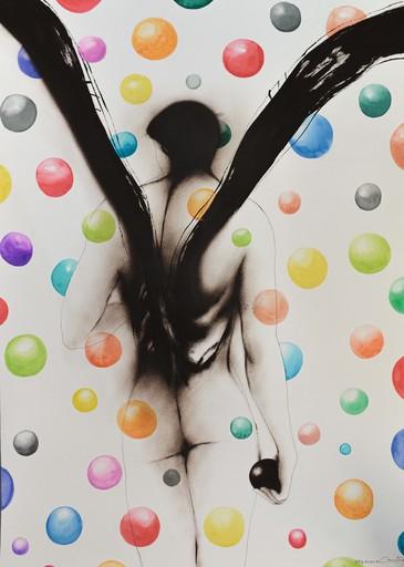 Humberto CASTRO - Pittura - Untitled 2