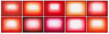 阿尼什·卡普尔 - 版画 - Red Shadows