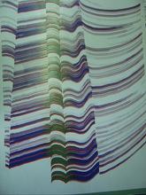 Daniel BUREN (1938) - composition abstraite