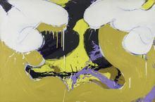 Norman BLUHM - Painting - Jocasta