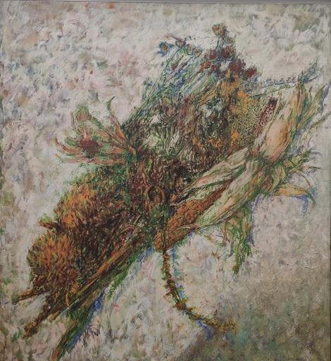 Raffaele SPIZZICO - Painting - Senza titolo