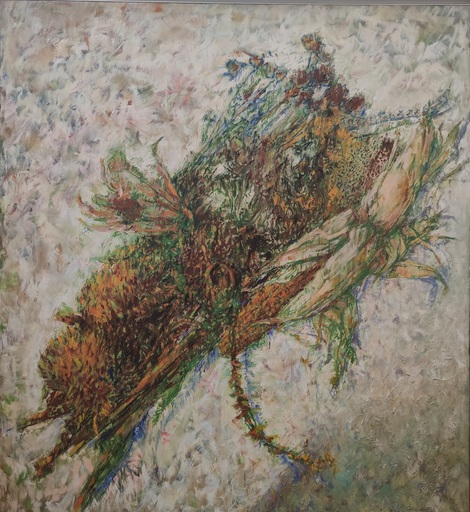 Raffaele SPIZZICO - Gemälde - Senza titolo