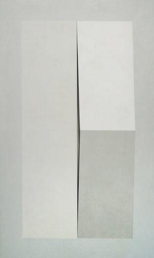 John CARTER - Sculpture-Volume - Illusion : greys
