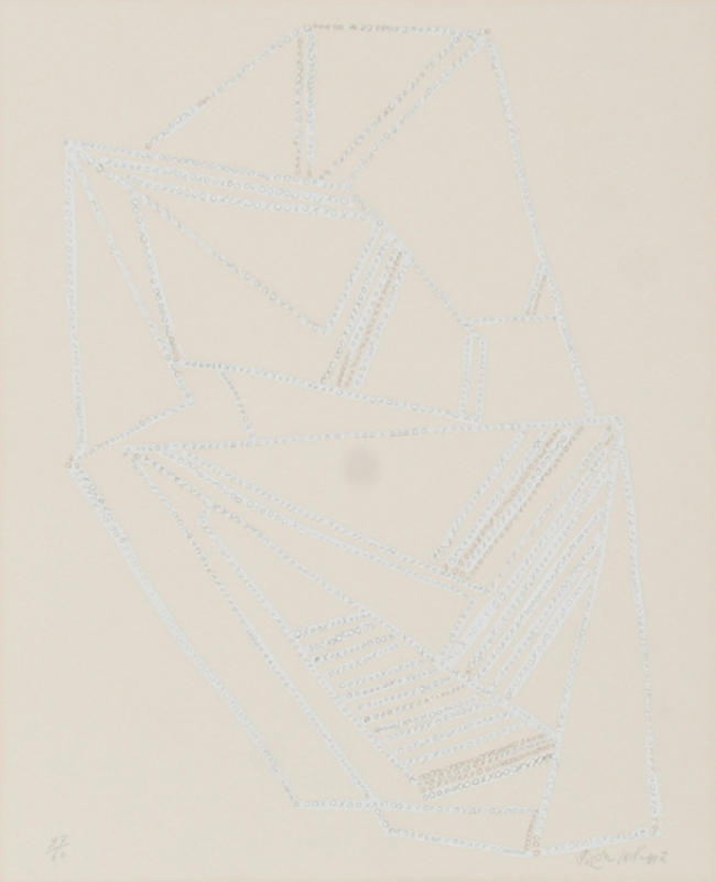 Genichiro INOKUMA - Stampa Multiplo - XO