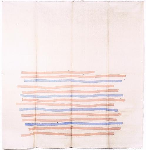 Giorgio GRIFFA - Pintura - Orizzontale