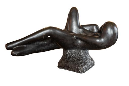 Jits BAKKER - Escultura