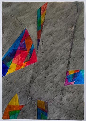 Tom HOLLAND - Peinture - Ong