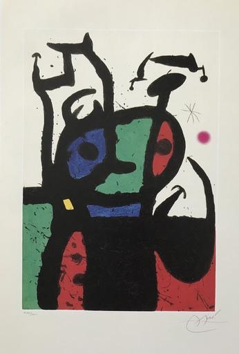 Joan MIRO - Print-Multiple - *Le Matador