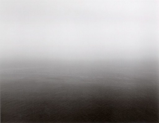 Hiroshi SUGIMOTO - Estampe-Multiple - Série Time Exposed, #311 Sea of Japan, Oki