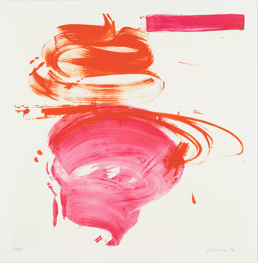 Jill MOSER - Print-Multiple - Pink Mama