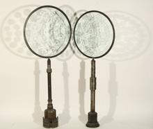 Feliciano BÉJAR - Sculpture-Volume - Pair of Magiscopes