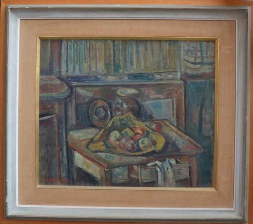 Pinchus KREMEGNE - Painting