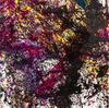 Shozo SHIMAMOTO - Pittura - Untitled (Crash Bottle)
