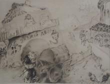 Issachar Ber RYBACK - Print-Multiple - The Village