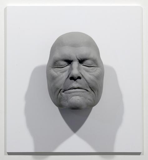 Sam JINKS - Sculpture-Volume - Face woman