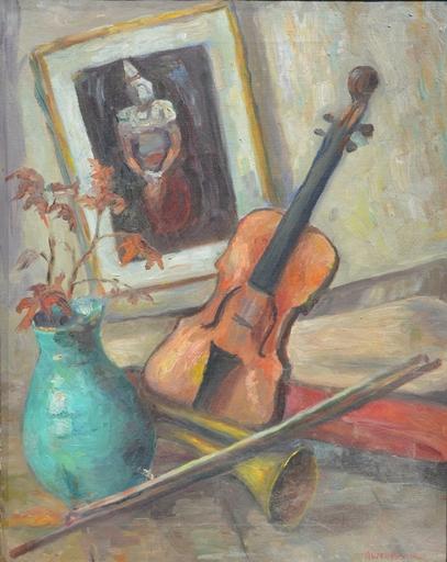 Abraham WEINBAUM - Painting