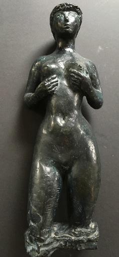 Antoniucci VOLTI - Sculpture-Volume - femme debout