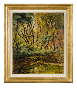 Stephan POPESCU - Painting - FOREST