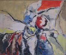 Heinrich SIEPMANN - Peinture - Informelle Komposition