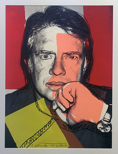 Andy WARHOL, JIMMY CARTER I FS. II.150