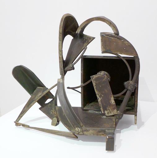 Anthony CARO - Skulptur Volumen - Tablapiece Y-30