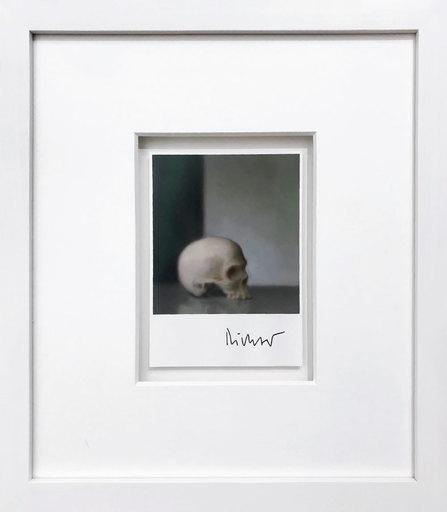 格哈德·里希特 - 版画 -  Schädel - Skull