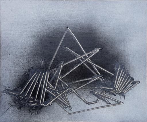 Emilio SCANAVINO - Peinture - IMMAGINE