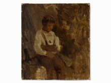 Camille Jean-Baptiste COROT (1796-1875) - Boy
