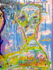JAZZU - Painting - Avoir conscience des choses