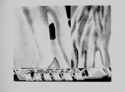 James ROSENQUIST - Print-Multiple - Pushbuttons